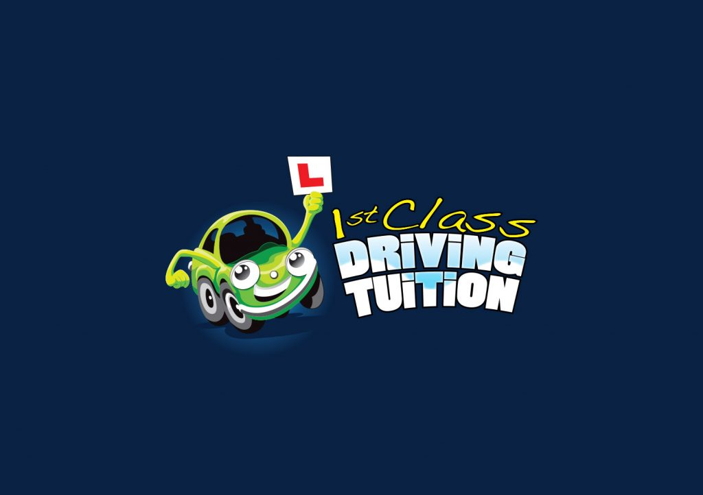 1st Class Driving Tuition Logo