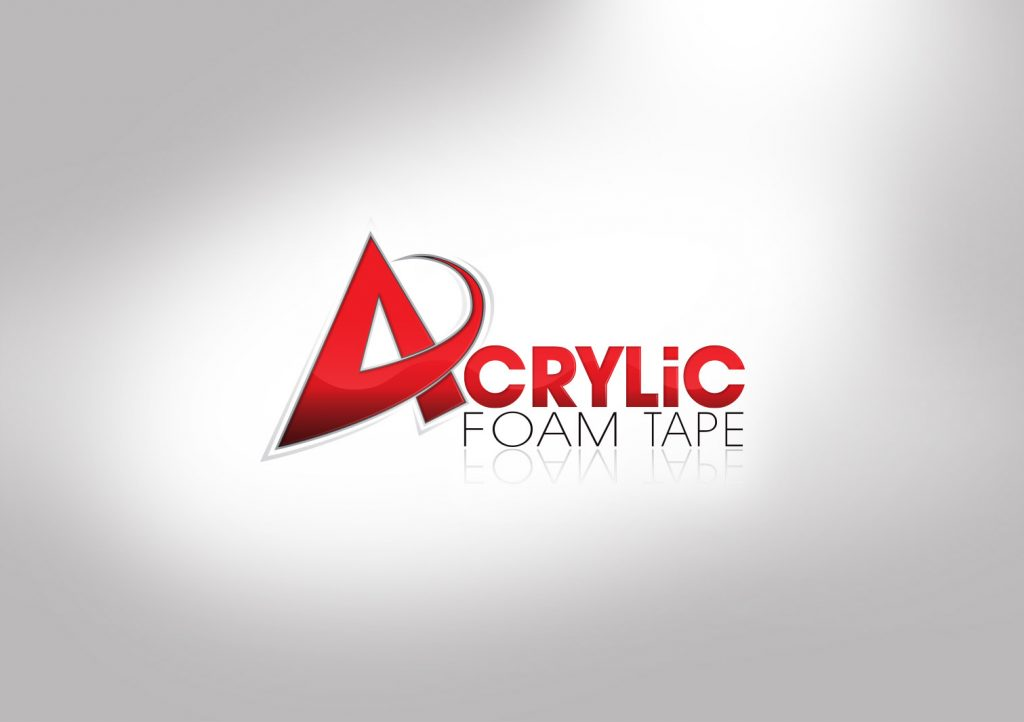 Acrylic Foam Tape Logo