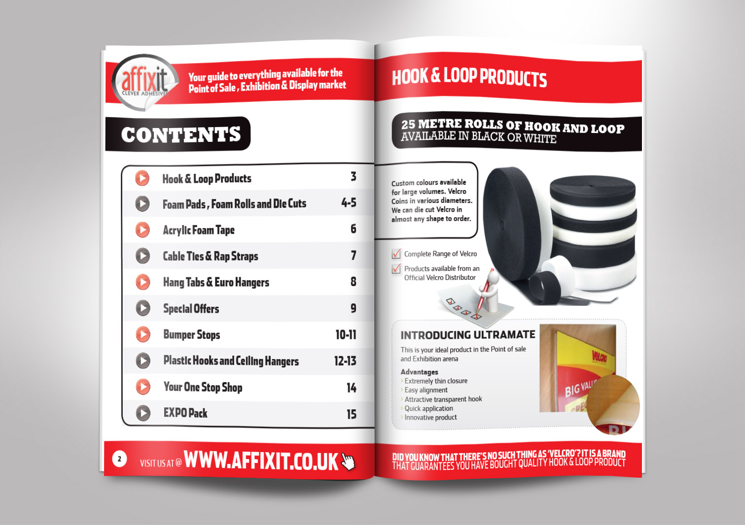 Affixit Buyer Guide Inside Pages 2 and 3