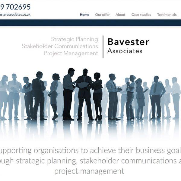 Bavester Associates Website