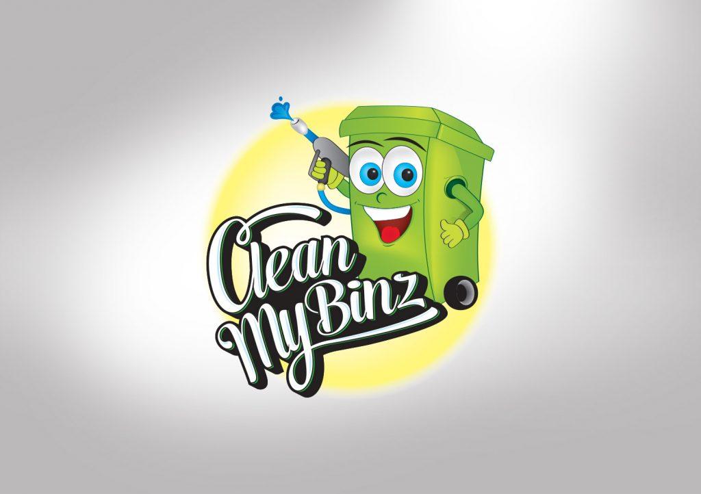Clean My Binz Logo