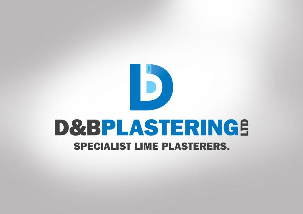 D&B Plastering Logo