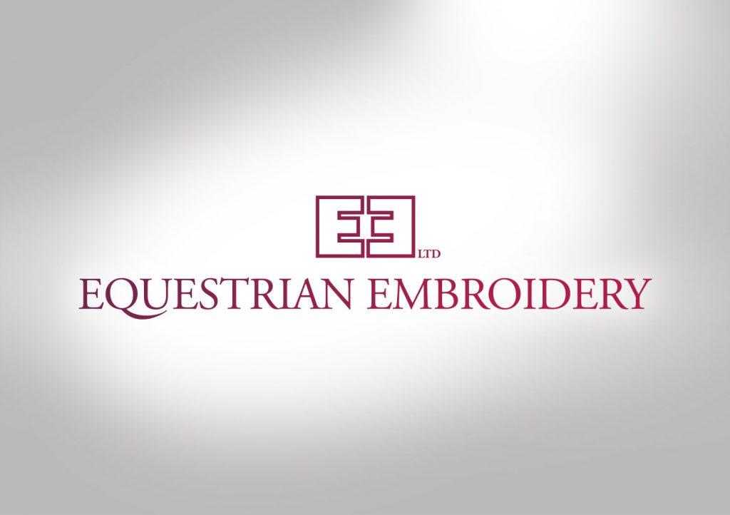 Equestrian Embroidery Logo