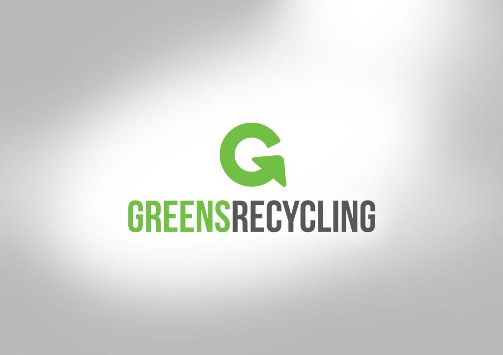 Greens Recycling Logo