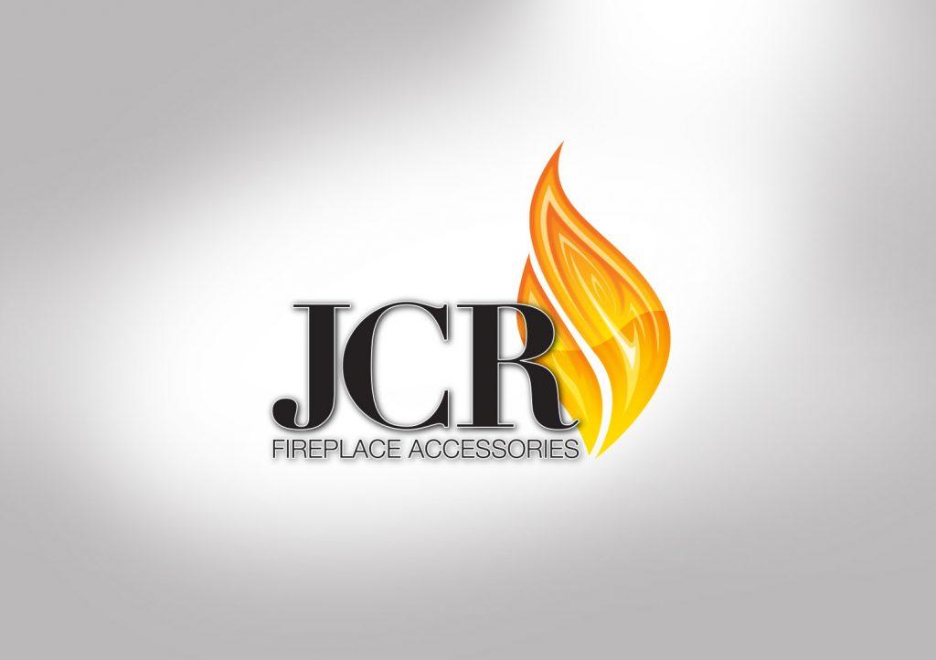 JCR Fireplace Accessories Logo