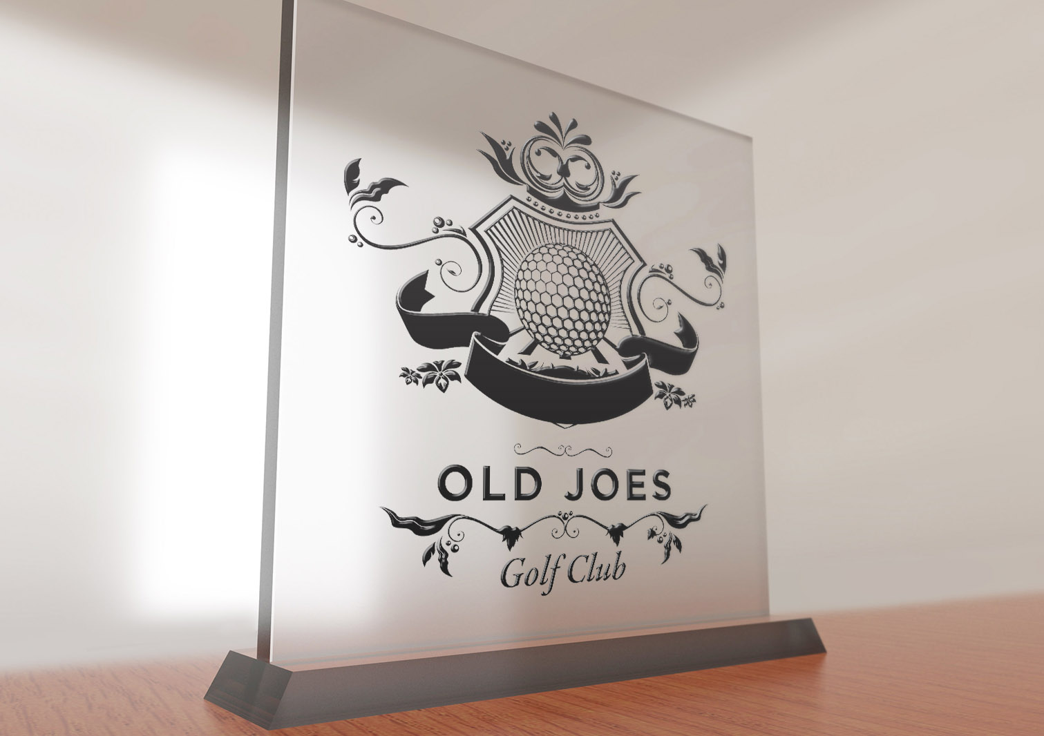Old Joe's Golf Club Logo