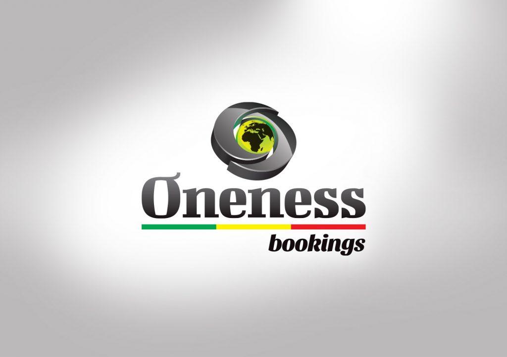 Oneness Bookings Logo