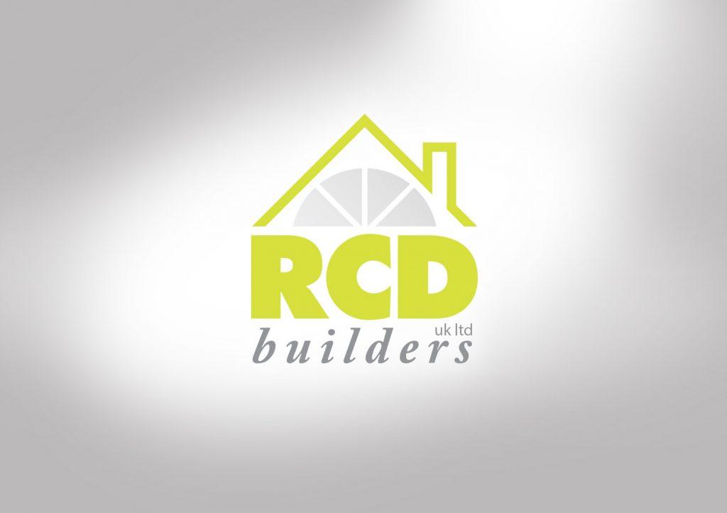 RCD Builders Logo