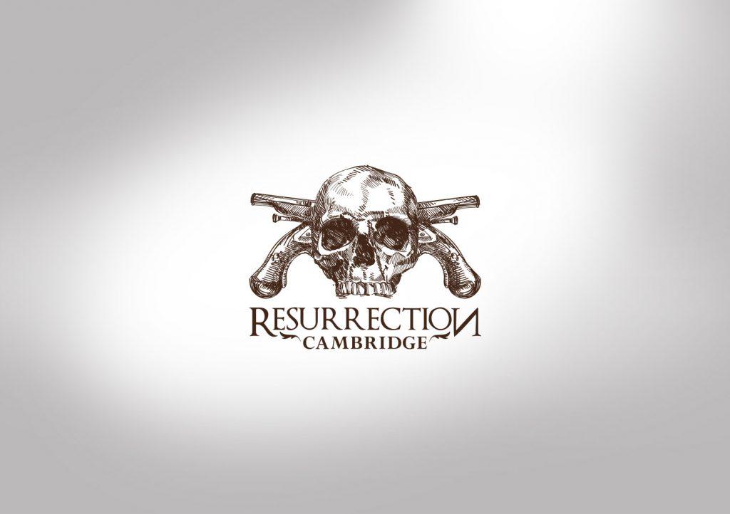 Resurrection Cambridge Logo
