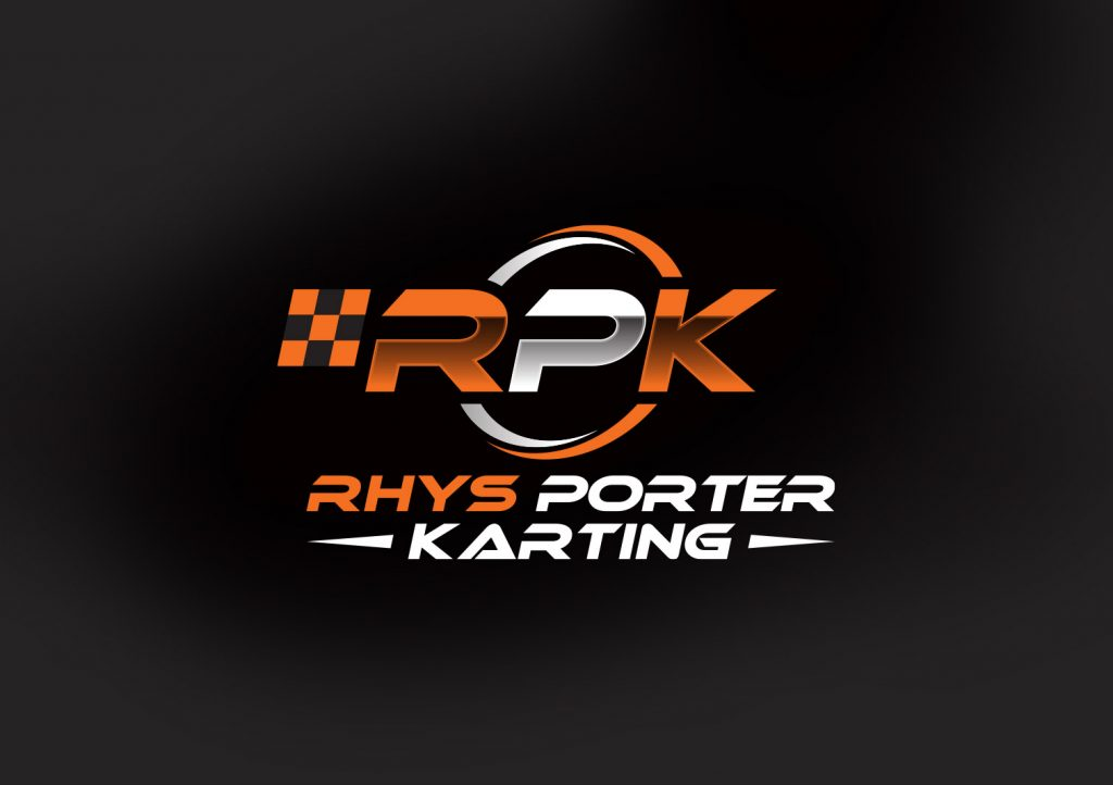 Rhys Porter Karting Logo