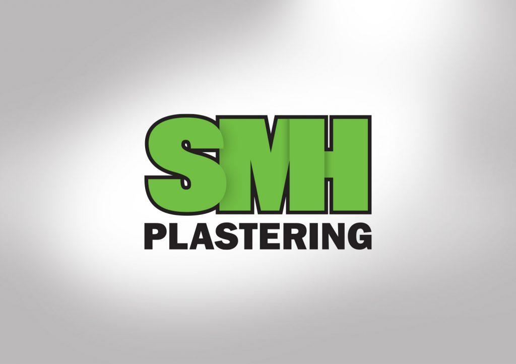 SMH Plastering Logo