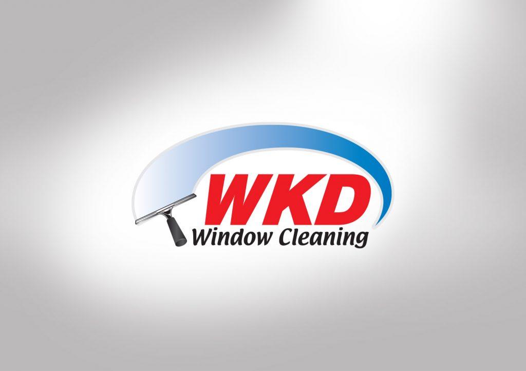 WKD Window Cleaning Logo